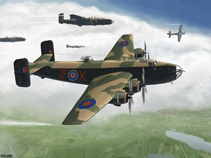 A picture named: Handley Page Halifax MK3
